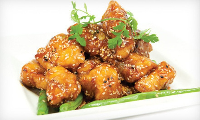 Ten Asian Bistro - Post Road North: Asian Cuisine for Lunch or Dinner at Ten Asian Bistro (50% Off)