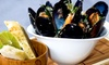 The Beach House - Rockville Centre: American Dinner with Appetizers and Wine for Two or Four at The Beach House (Up to 54% Off)