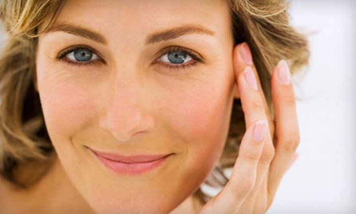 Vitalglow Medical Aesthetics - Downtown Cornwall: $199 for Three Anti-Aging Laser Genesis Treatments and One Facial at Vitalglow Medical Aesthetics ($720 Value)