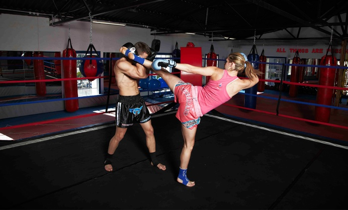 Unlimited PowerBox 1200 Anytime Classes from R99 with Redemption Fitness (Up to 90% Off)