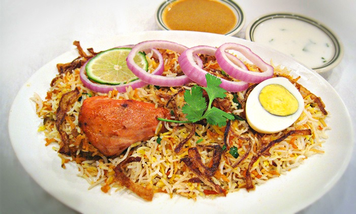 Andhra Bhavan - Sunnyvale: Casual Indian Cuisine at Andhra Bhavan (Up to 50% Off). Two Options Available.