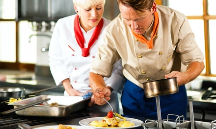 One 2-Hour Cooking Class or Couples Cooking Class at Let's Cook Alaska (Up to 51% Off)
