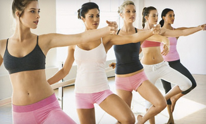 Flex + Fit - Third Ward: Two Barre Fitness Classes or One Month of Unlimited Prenatal/Postpartum Classes at Flex + Fit (Up to 70% Off)