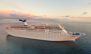 Bahamas Paradise Cruise Line : Two-Night Bahamas Cruise for One or Two from Bahamas Paradise Cruise Line (Up to 76% Off)