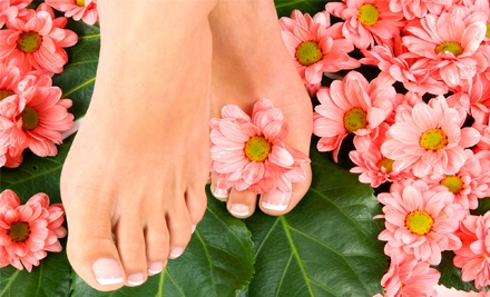 Laser Nail-Fungus Treatment on One or Two Feet at Mamaroneck Foot Care - Lawrence L. Handler, DPM (Up to 75% Off)