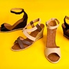 $22.99 for Lady Godiva Wedge Sandals