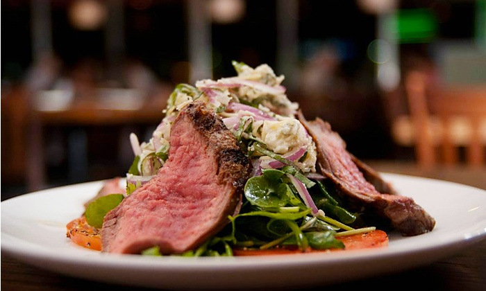 The Union Kitchen - Multiple Locations: Three-Course Contemporary American Dinner for Two or Four at The Union Kitchen (Up to 50% Off)