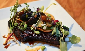 Rebellion Bar & Urban Kitchen: Gastropub Cuisine for Two or More at Rebellion Bar & Urban Kitchen (Up to 48% Off)
