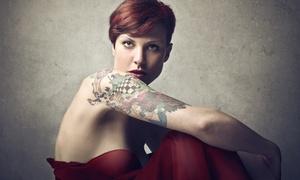 Grindhouse Tattoo Studio: Buono sconto del valore di 150 € per un tatuaggio di tutte le dimensioni