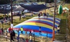 Hubb's Corn Maze - Clinton: Outdoor Activities for Two or Four with Laser Tag or Train Ride at Hubb's Corn Maze (Up to 53% Off)