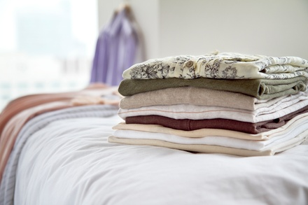 $11 for $20 Worth of Wash-and-Fold Laundry Services at C&D Laundry Services, Inc.