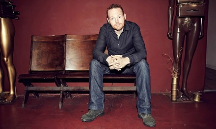Bill Burr at Thalia Mara Hall on April 27 (Up to 58% Off)