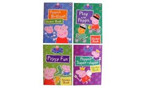Peppa Pig Sticker Activity Books