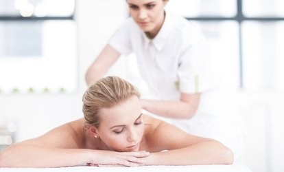 image for $20 for 50-Minute <strong>Full-Body</strong> Student <strong>Massage</strong> at Cortiva Institute – Houston Campus