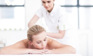 Full-Body Student Massage at Cortiva Institute –Salt Lake City Campus  at Cortiva Institute, plus 6.0% Cash Back from Ebates.