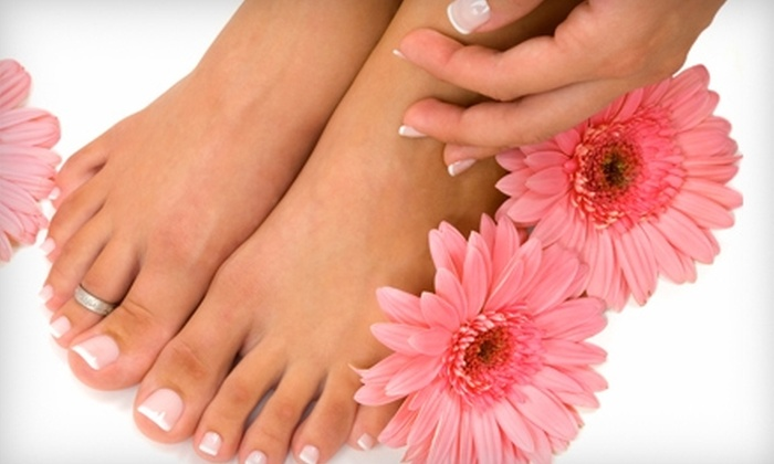 NewU Body Bar - Byward Market - Parliament Hill: One or Two NewU Pedicures at NewU Body Bar (Up to 46% Off)