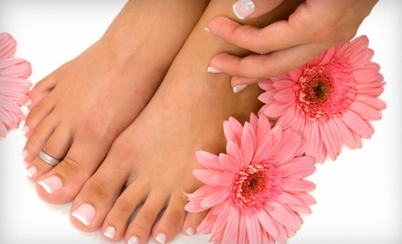 One or Two NewU Pedicures at NewU Body Bar (Up to 46% Off)