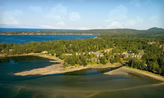 Pacific Shores Resort & Spa - Nanoose Bay: Two- or Seven-Night Stay at Pacific Shores Resort & Spa in Parksville, British Columbia