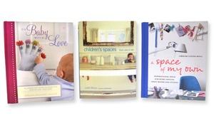 Home Decorating 3-Book Bundle