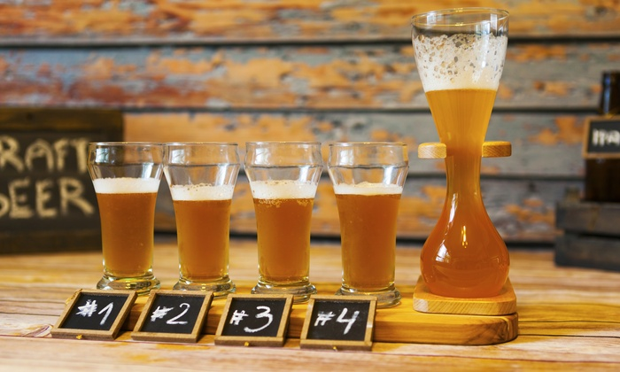 Dreadnought Brewery - Dreadnought Brewery: $20 for a Beer Tasting with Growler and Fill at Dreadnought Brewery ($30 Value)