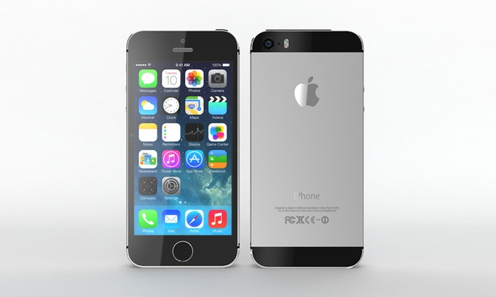 missing discount value apple iphone 5s reconditionn groupon. Black Bedroom Furniture Sets. Home Design Ideas