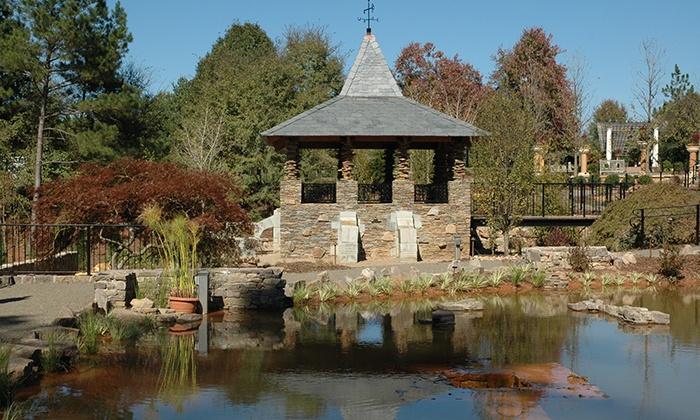 ... Daniel Stowe Botanical Garden   Belmont: Membership Or Daytime  Admission To Daniel Stowe Botanical Garden