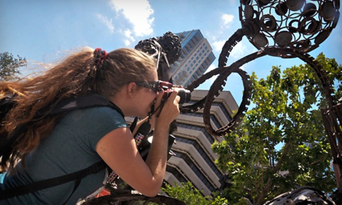 InFocus Tampa Photo Tours - Downtown: Photography Tour for One, Two, or Four by InFocus Tampa Photo Tours (Up to 52% Off)