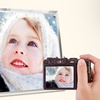 Custom Crystal Photo Frames from PrinterPix