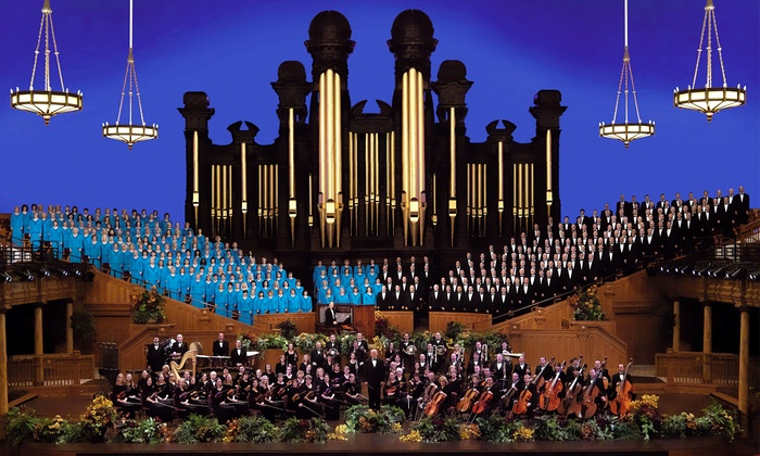 Mormon Tabernacle Choir - Wang Theatre: Mormon Tabernacle Choir at Wang Theatre on July 6 at 7:30 p.m. (Up to 45% Off)