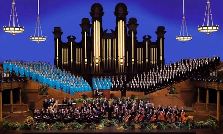 Mormon Tabernacle Choir at Wang Theatre on July 6 at 7:30 p.m. (Up to 45% Off)
