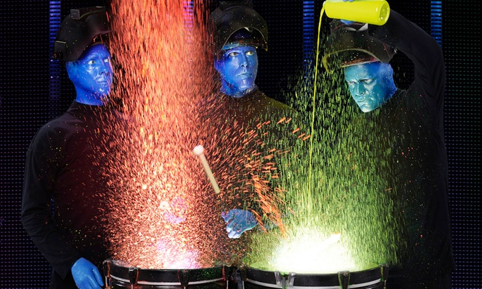 Blue Man Group - Astor Place Theatre: Blue Man Group at Astor Place Theatre, February 25–March 28 (Up to 31% Off)