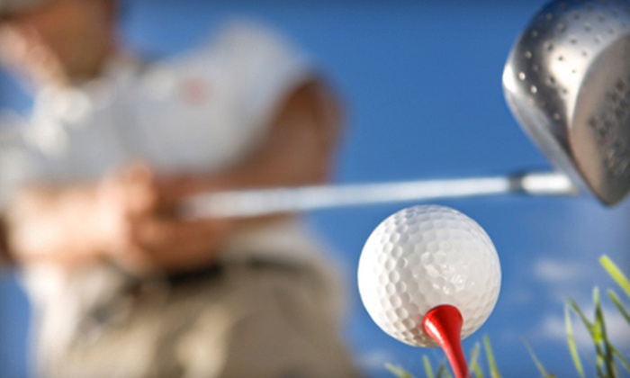 Jeffrey Stern Golf Professional - Morrison Ranch: One 60-Minute Golf Lesson with Option for Six-Hole Playing Lesson from Jeffrey Stern Golf Professional (Up to 61% Off)