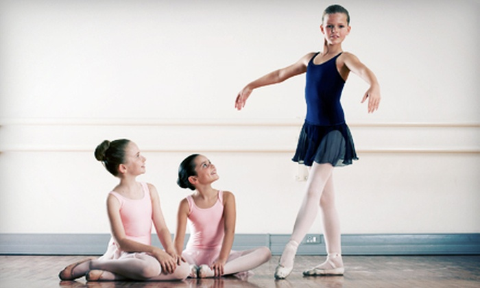 Centre Stage Dance Studio - Canada Hills: Four or Eight Weeks of Children's Dance Classes at Centre Stage Dance Studio (Up to 55% Off)
