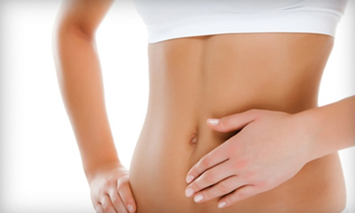 Aura Laser Skin Care - Multiple Locations: Tumescent Liposuction on Two, Three, or Four Areas, or Fat Transfer at Aura Laser Skin Care (Up to 57% Off)