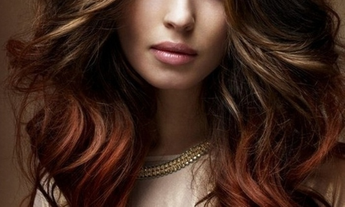 HAIR BY BABY - Wesley Chapel: Up to 57% Off Highlights, Smoothing Treatment at HAIR BY BABY
