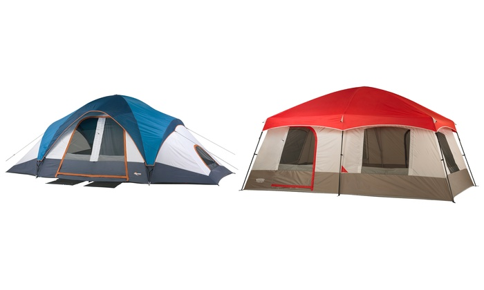 Timber Ridge 6 Person Family Cing Tent Instant  sc 1 st  Best Tent 2018 : timber ridge tent - memphite.com