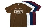 GROUPON: Really Cool Grandpa T-Shirt Really Cool Grandpa T-Shirt