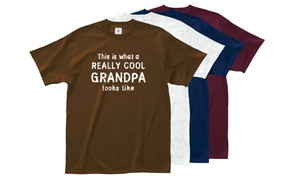 Really Cool Grandpa T-shirt