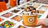 Orange Leaf Frozen Yogurt  - Multiple Locations: Two or Four Groupons, Each Good for $10 Worth of Frozen Yogurt at Orange Leaf Frozen Yogurt (50% Off)