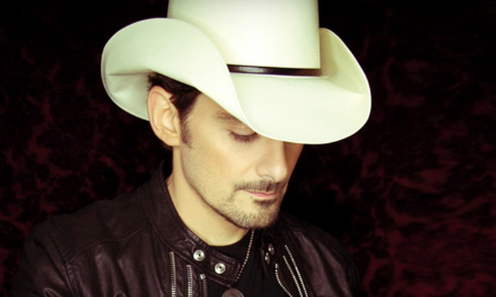 Brad Paisley: Beat This Summer Tour - Cynthia Woods Mitchell Pavilion: Brad Paisley: Beat This Summer Tour at The Cynthia Woods Mitchell Pavilion on July 28 at 7 p.m. (Up to 58% Off)