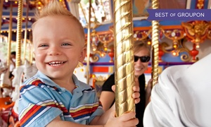 Heritage Square Amusement Park: Unlimited Fun Pass for One or a Family of Four at Heritage Square Amusement Park (Up to 44% Off)