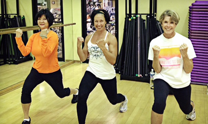 Training With Terri - Kaimuki: Three Active-Isolated-Stretching Sessions or 12 or 24 Tabata Boot-Camp Classes at Training With Terri (Up to 77% Off)