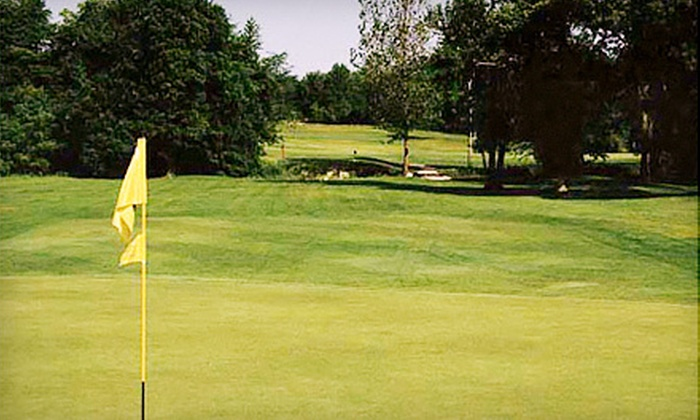 Cool Lake Golf Club - Lebanon: Golf Outing for Two with a Cart, Range Balls, and Lunch on Weekday or Weekend at Cool Lake Golf Club (Up to 55% Off)