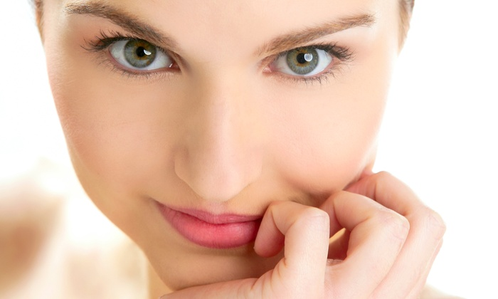 Center for Cosmetic Eyelid and Laser Surgery - Central Sacramento: One Obagi Blue Peel or Three Pigment Peels at Center for Cosmetic Eyelid and Laser Surgery (Up to 75% Off)