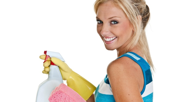 Pristeen Kleen LLC - Piedmont Triad: Four Hours of Cleaning Services from Pristeen Kleen (50% Off)
