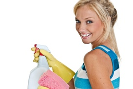 Pristeen Kleen LLC: Four Hours of Cleaning Services from Pristeen Kleen (50% Off)