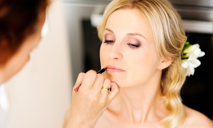 Minerals By Bee - West Des Moines: Special-Occasion Makeup Application, Makeup Lesson, or Bridal Facial Package at Minerals By Bee (Up to 54% Off)