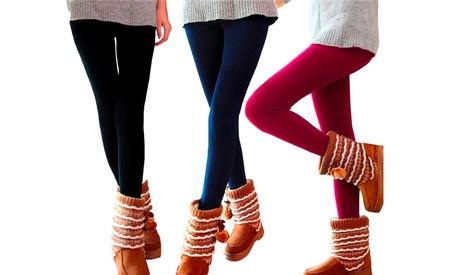 Pack de 3 leggings para mujer