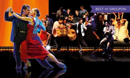 Vida! Argentino – Ganz Argentinien in einem Tanz mit Nicole Nau&Luis Pereyra am 5.3. im Rosengarten (bis zu 46% sparen)