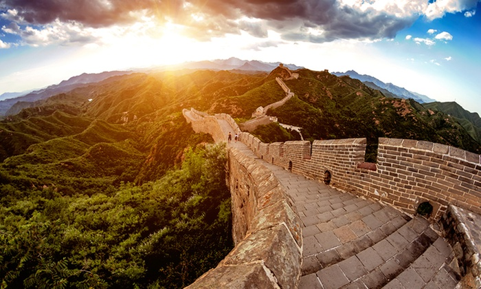 Escorted City Tour Of China With Premium Hotels And Air From - China tour
